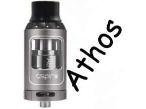 8641 aspire athos clearomizer 4ml grey