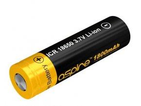 2321 aspire icr baterie typ 18650 1800mah 40a