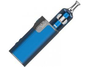 aSpire Zelos 2.0 TC50W Grip Full Kit 2500mAh Blue  + eliquid zdarma