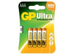 baterie-gp-ultra-1-5v-aaa-24au-lr03-velikost-aaa-4ks