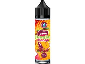big mouth shake and vape 12ml classical jungle mango