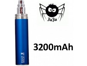 2888 buibui gs ego iii baterie 3200mah blue