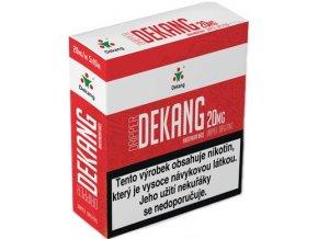 nikotinova baze dekang dripper 5x10ml pg30vg70 20mg
