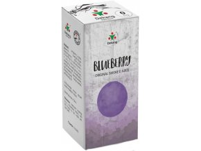 dekang blueberry 10ml 0mg boruvka