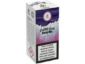 12861 dekang bubble gum berry mix 10ml 3mg zvykacka lesni plody