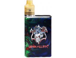 47347 demon killer tiny grip 800mah resin version blue