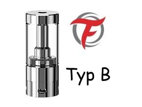 4478 fumytech fumytridge typ b clearomizer 2ml 0 5ohm