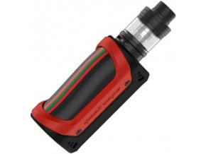44684 geekvape aegis grip 4300mah full kit black red