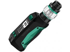 63227 geekvape aegis mini grip 2200mah full kit black green