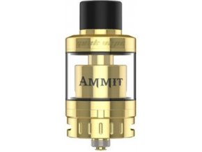44621 geekvape ammit 25 rta clearomizer gold