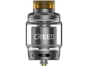 54461 geekvape creed rta clearomizer gun metal