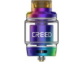54464 4 geekvape creed rta clearomizer rainbow