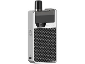 GeekVape Frenzy elektronická cigareta 950mAh Silver Carbon Fiber