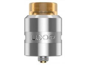 49774 geekvape loop rda clearomizer silver