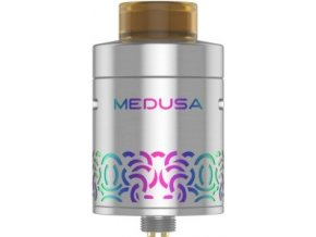 44633 geekvape medusa reborn rdta clearomizer rainbow