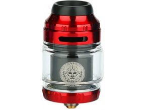 GeekVape Zeus X RTA clearomizer Red Black