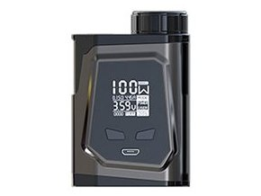 14347 ijoy capo tc100w grip easy kit 3750mah gun