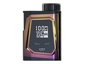 14350 ijoy capo tc100w grip easy kit 3750mah rainbow
