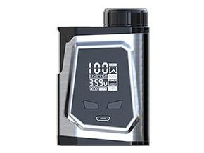 14353 ijoy capo tc100w grip easy kit 3750mah silver