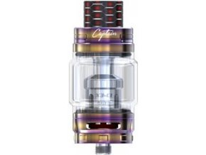44810 ijoy captain x3 sub ohm clearomizer 8ml dazzling