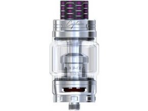 44816 ijoy captain x3 sub ohm clearomizer 8ml silver