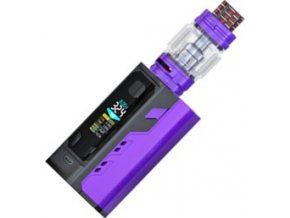 44828 ijoy captain x3 tc 324w grip 3x3000mah full kit purple