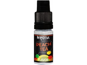 prichut imperia black label 10ml peach tea broskvovy caj