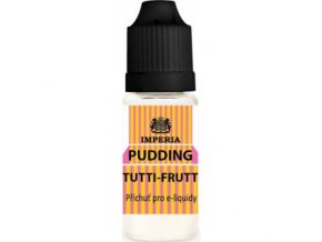 Imperia 10ml Pudding Tutti Frutti