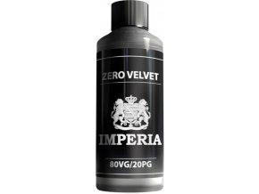 61151 imperia beznikotinova baze zero velvet pg20 vg80 0mg 100ml