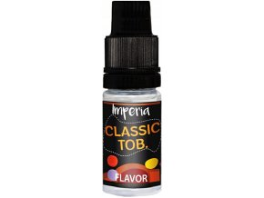 prichut imperia black label 10ml classic tobacco klasicky tabak