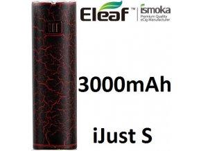 7013 ismoka eleaf ijust s baterie 3000mah red crackle