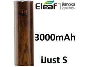 7016 ismoka eleaf ijust s baterie 3000mah wood grain