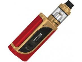 8366 ismoka eleaf ikonn tc 220w grip full kit gold red