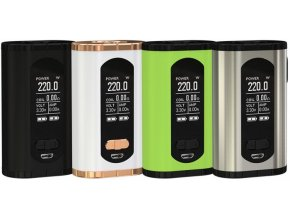 34425 ismoka eleaf invoke tc 220w easy kit grip black