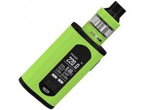 34440 ismoka eleaf invoke tc 220w full kit grip greenery