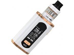 34446 ismoka eleaf invoke tc 220w full kit grip white