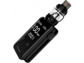 iSmoka-Eleaf iStick NOWOS grip Full Kit 4400mAh Black  + eliquid zdarma