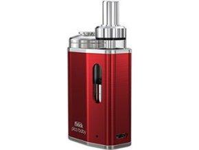 48170 ismoka eleaf istick pico baby full kit 1050mah red