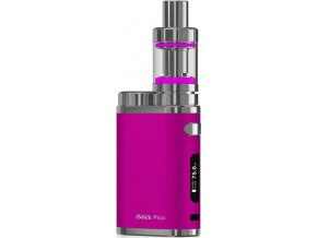 iSmoka-Eleaf iStick Pico TC 75W full Grip Hot Pink