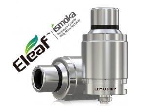 4025 ismoka eleaf lemo drip clearomizer silver