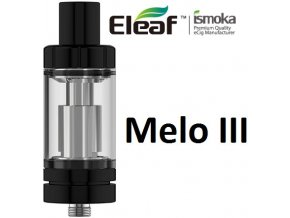 3236 ismoka eleaf melo 3 clearomizer black