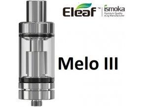 3242 ismoka eleaf melo 3 clearomizer silver
