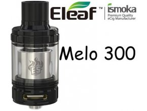 5528 ismoka eleaf melo 300 clearomizer 6 5ml black