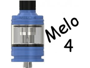 8807 ismoka eleaf melo 4 clearomizer 2ml blue