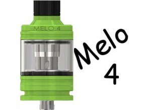 8810 ismoka eleaf melo 4 clearomizer 2ml greenery