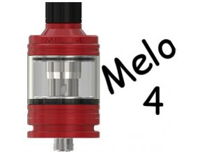 8813 ismoka eleaf melo 4 clearomizer 2ml red