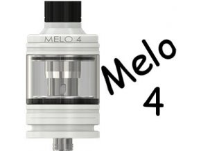 8819 ismoka eleaf melo 4 clearomizer 2ml white