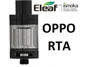 4028 ismoka eleaf oppo rta clearomizer black