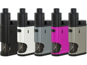 4115 ismoka eleaf pico squeeze coral grip full kit silver