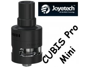 4016 joyetech cubis pro mini clearomizer 2ml black